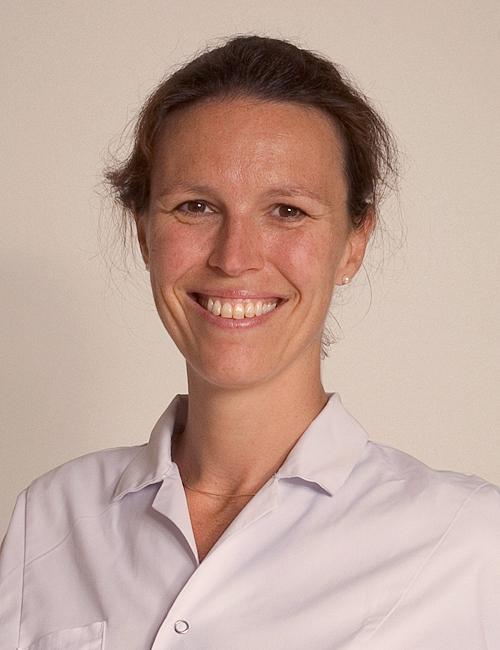 Kirsten van der Bend